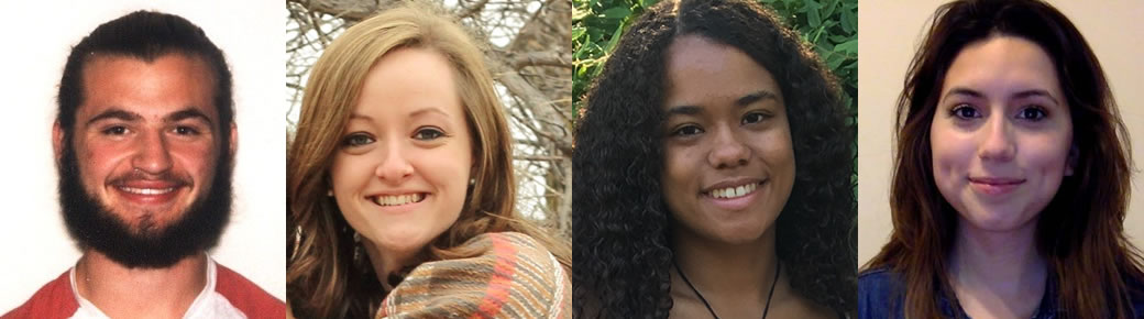 Four students receive Gilman scholarships to study abroad